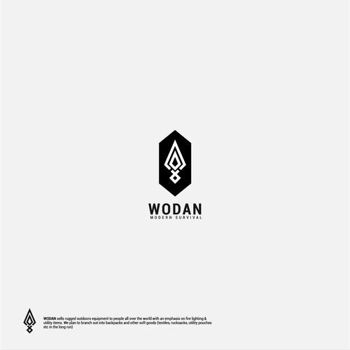 Logo for Wodan
