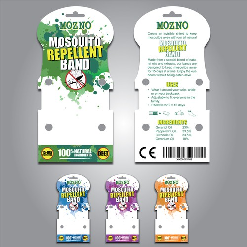 Mozno Packaging Design
