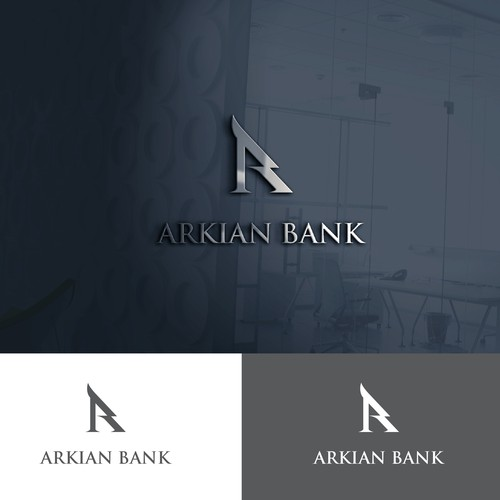 ARKIAN BANK logo proposal