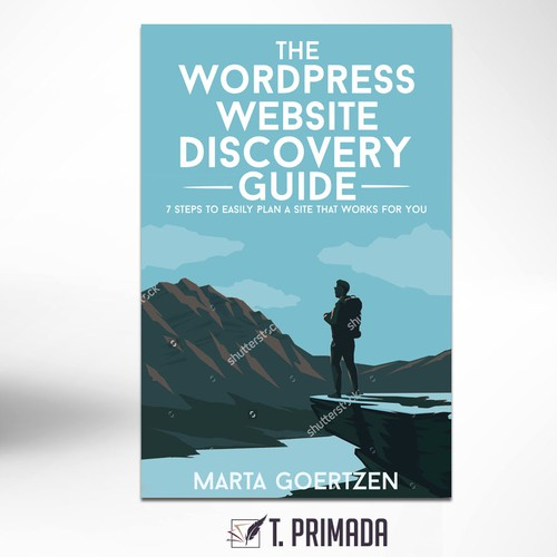 cover book for The wordpress website discovery guide
