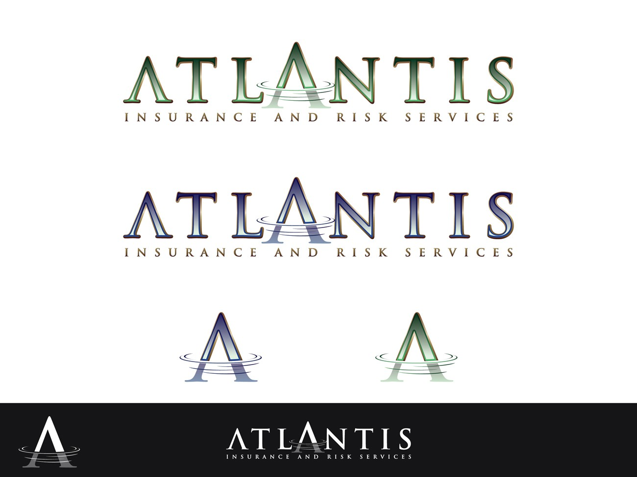 logo for Atlantis Insurance and Risk Services