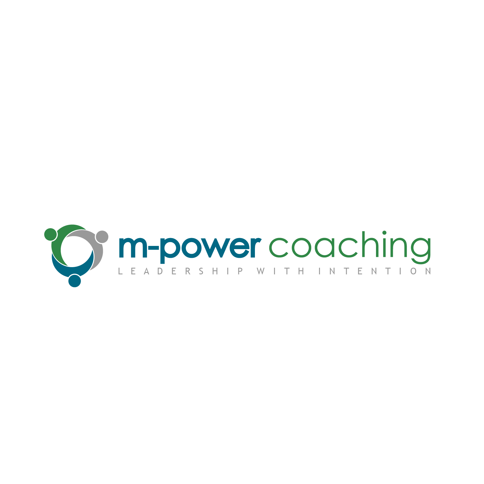 logo for m-power coaching