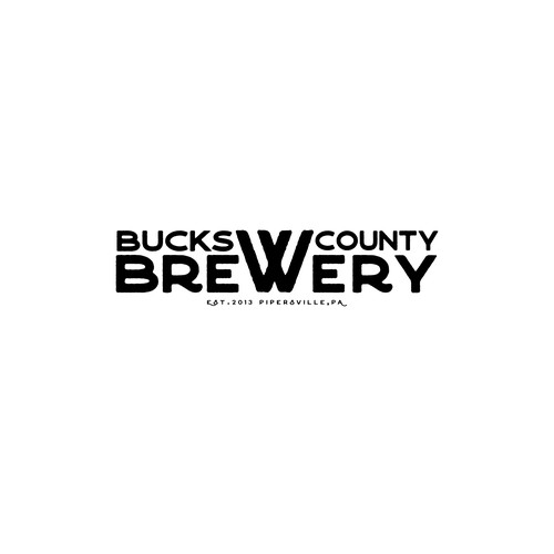 Fresh and Bold New Logo for Brewery