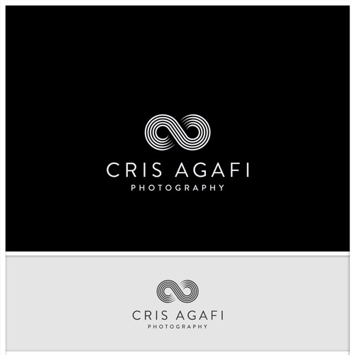 Cris Agafi logo design