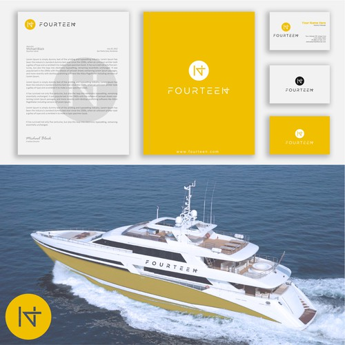 Private Yacht Logo Design