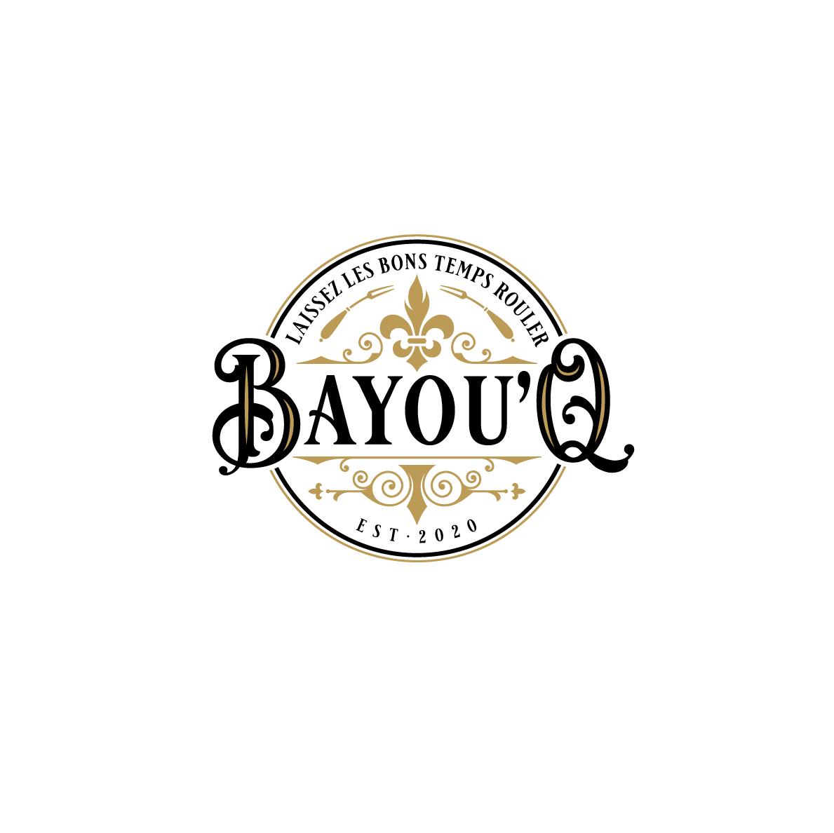 We need a cool logo design for New Cajun BBQ Restaurant