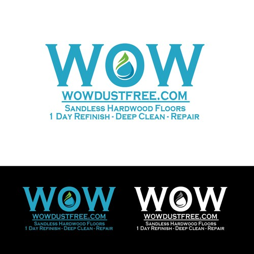 WOWDustFree.com  looking for fun, creative, engaging logo... very responsive... Thank you