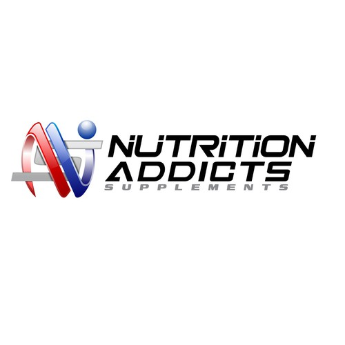 Logo concept for nutrition supplements
