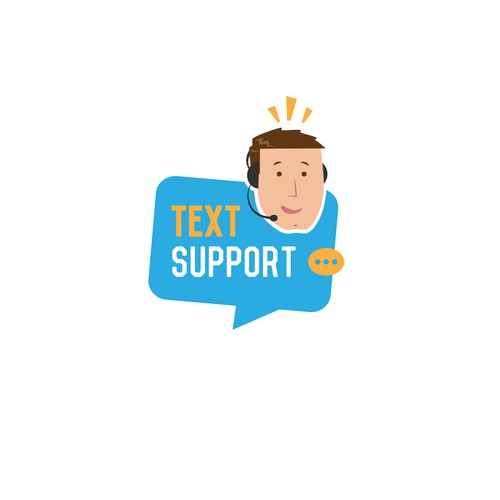 Logo for tech support app