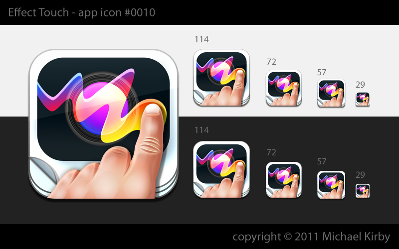 New icon wanted for photo editing iPhone app