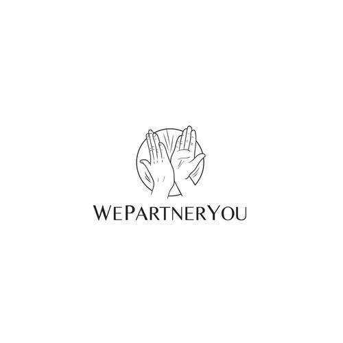 Logo concept WePartnerYou