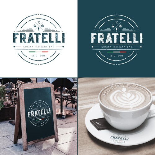 Fratelli restaurant logo