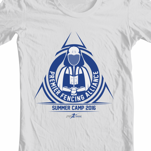 Star Wars Themed Fencing Camp T-shirt