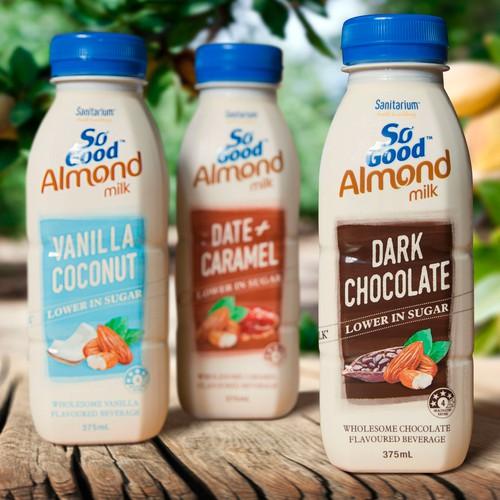 So Good Almond Milk