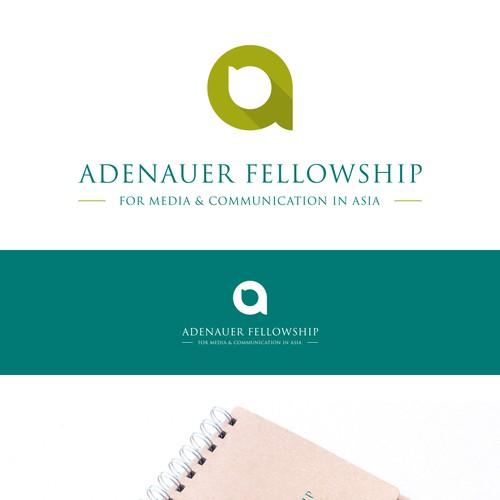 Logo concept for Adenauer Fellowship