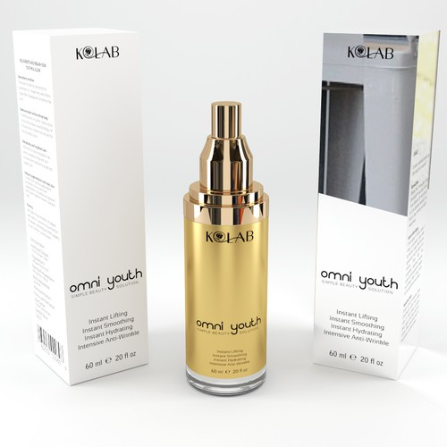 OmniYouth Anti-Aging Spray