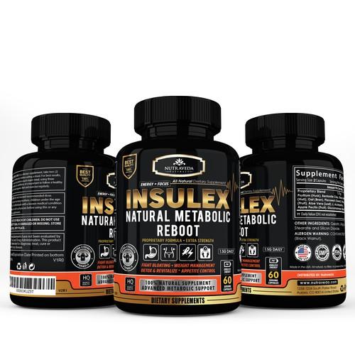 INSULEX-Premium Weight Loss Supplement.