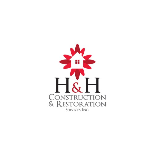 H&H Construction logotype