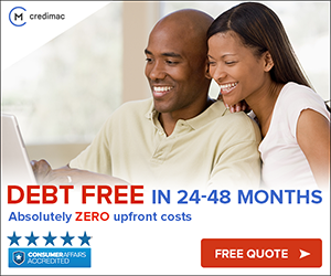 Credimac banner ad