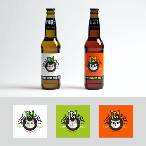 Bottle label concept