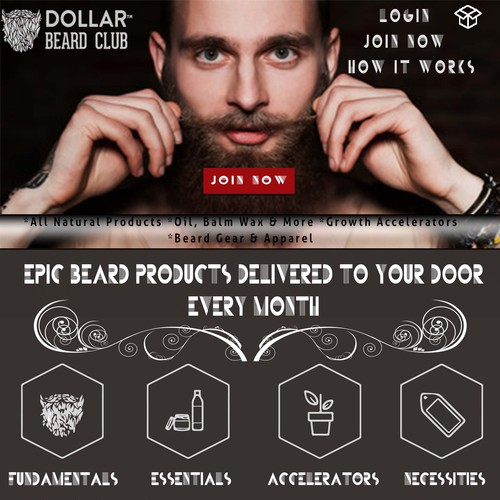 Dollar Beard Club v1