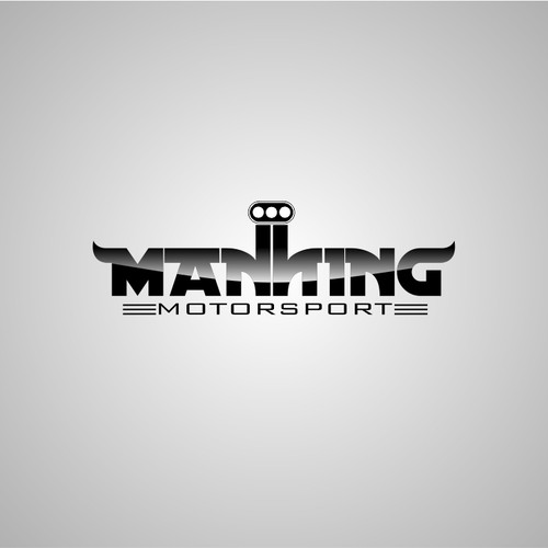 Help Manning Motorsports or M&M with a new logo