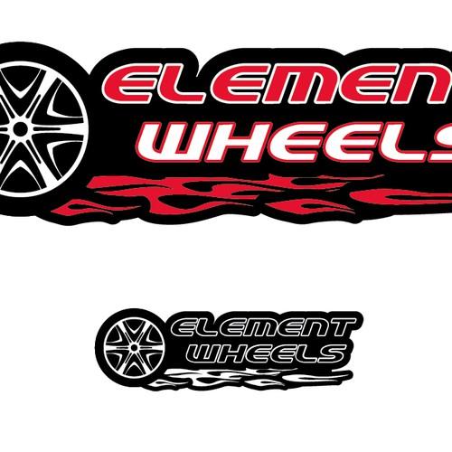 Need a new Logo for ElementWheels.com