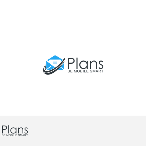 Plans, a startup company looking for a logo