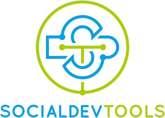 Logo for Social Development Tools SaaS