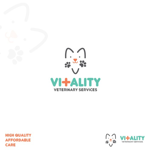 Animal Hospital Logo Design