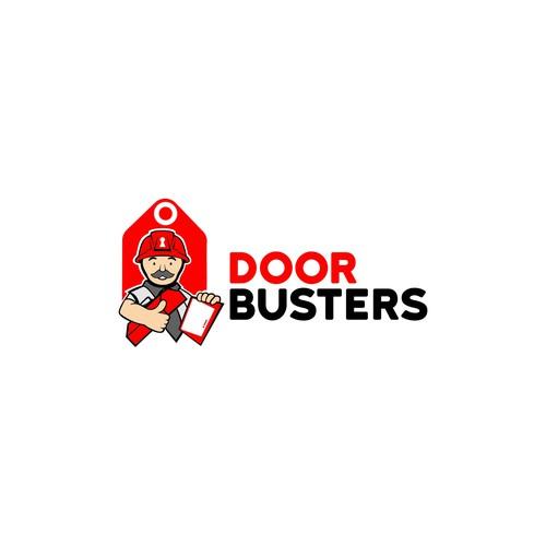 DOOR BUSTERS