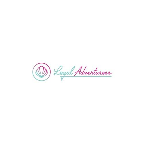 Legal Adventuress Logo