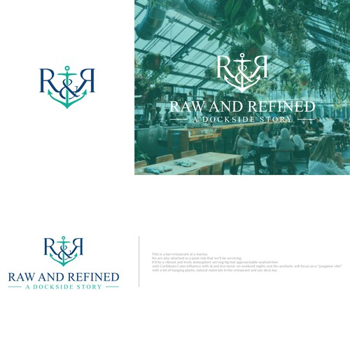 RAW AND REFINED