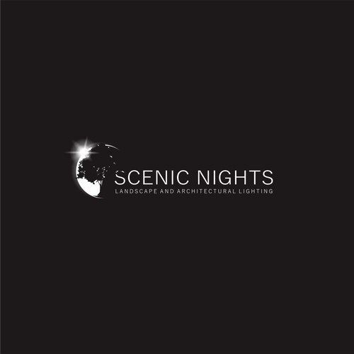 Logo for scenic nights
