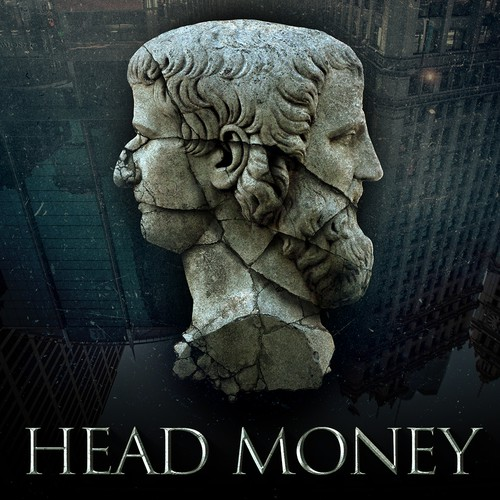 "Cover design for ""Head Money"""