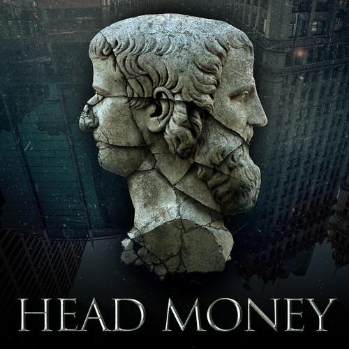"Cover design for ""Head Money"""