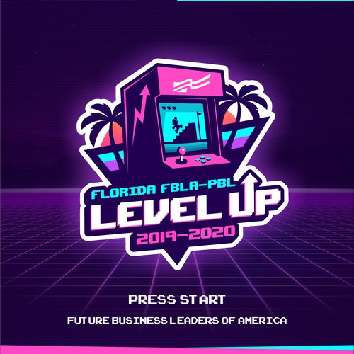 Level Up (logo)
