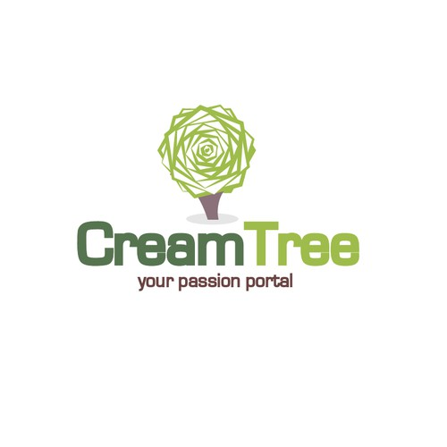 Help CreamTree with a new logo