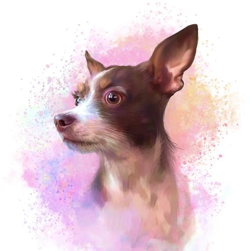 Portrait of Bitsy