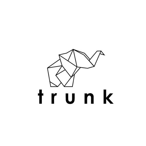 Trunk (Logo can either incorporate text or just icon brand stamp)