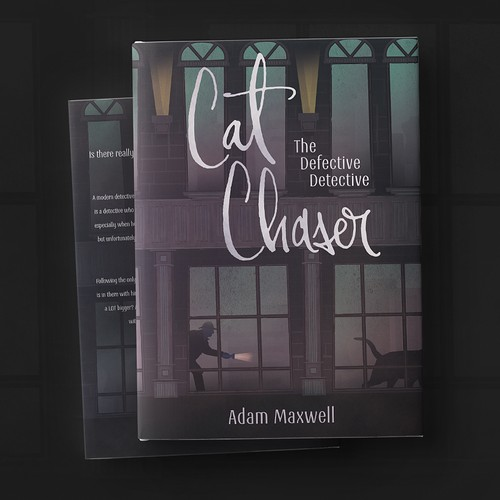 Cat Chaser Book Cover