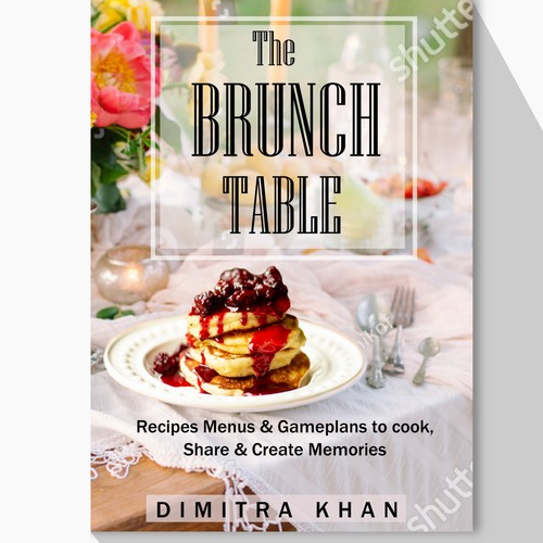 Brunch Table Cookbook