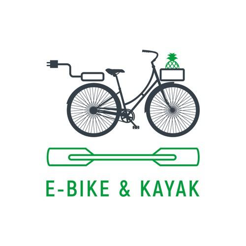 E-Bike and Kayak