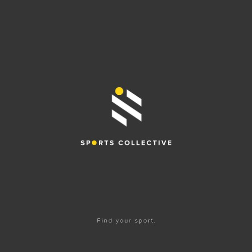 Logo for Sports Collective