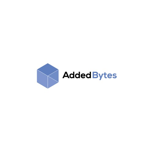 Create an inspiring logo for Added Bytes
