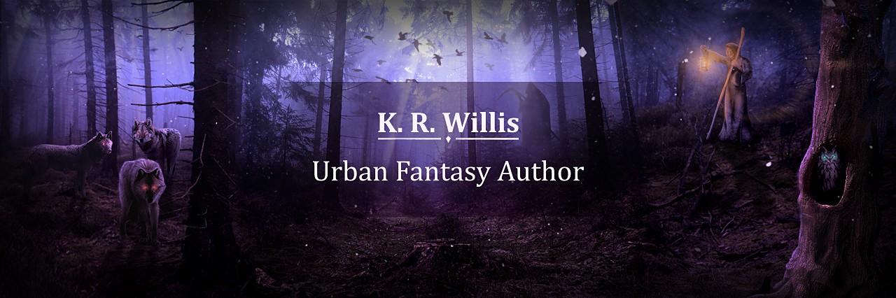 Urban Fantasy author needs creative banner design