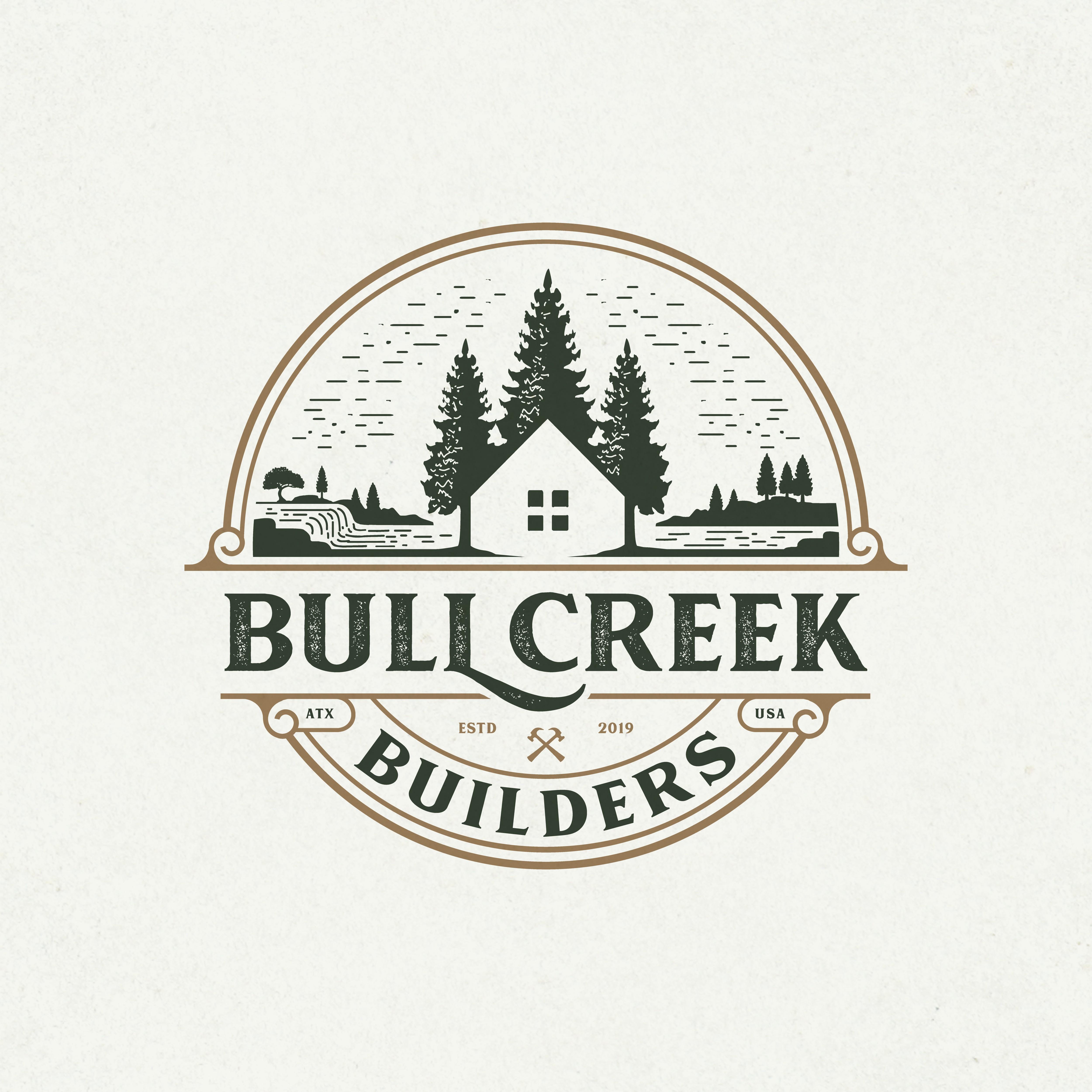 Bull Creek Builders LLC Logo