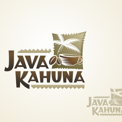 Create the next logo for Java Kahuna