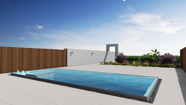 Pool Renderings