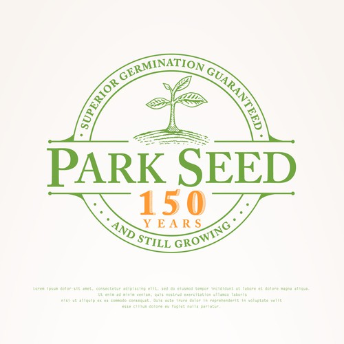 Park Seed 150th Anniversary